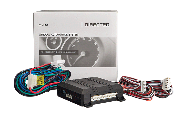 535T - POWER WINDOW AUTOMATION 2 O 4 VIDRIOS DIRECTED 535 T
